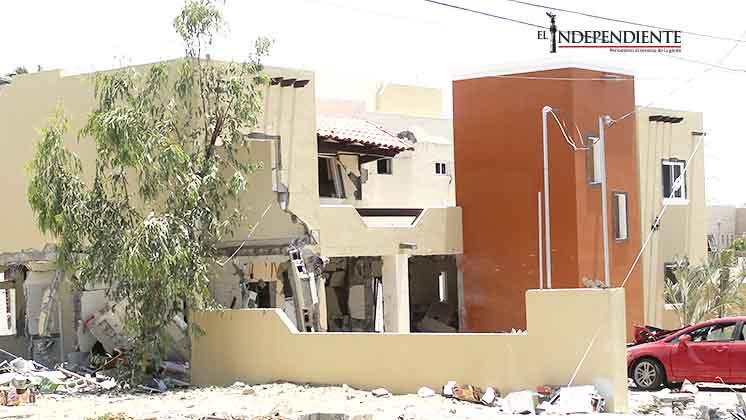 Explosiones de tanques de gas han cobrado la vida de tres personas en Los Cabos