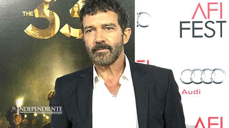 Antonio Banderas vendrá a México al Festival Starlite