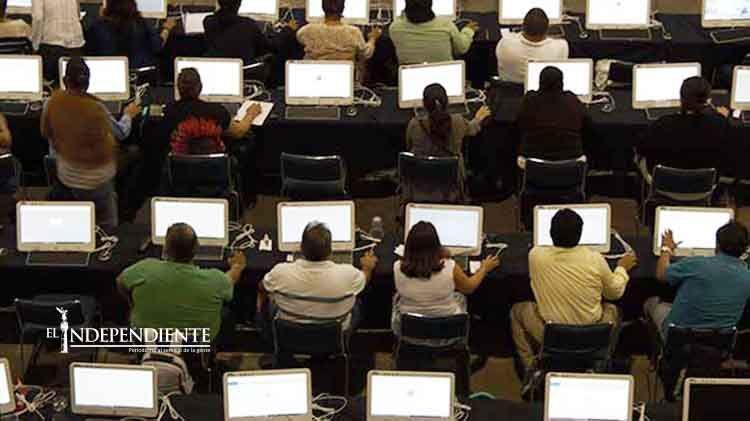 SEP: 68% de maestros presentaron evaluación en Guerrero