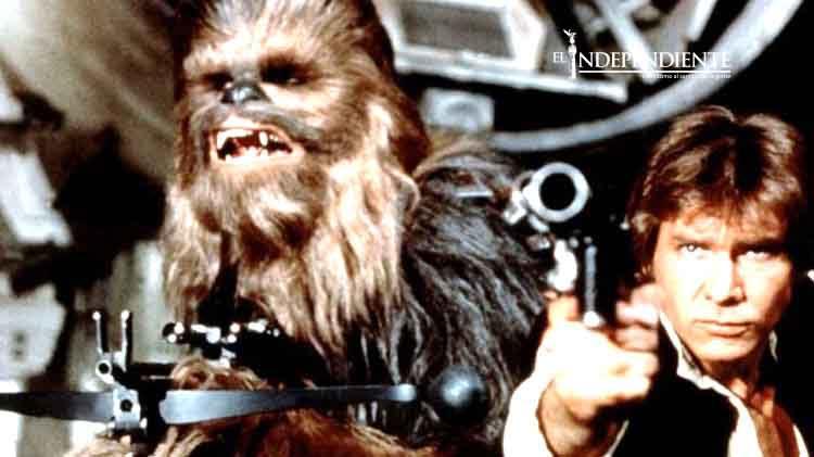Cosas que suenan como Chewbacca