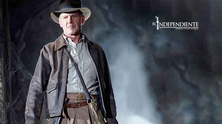 Harrison Ford revela que sí hay guión de 'Indiana Jones 5'