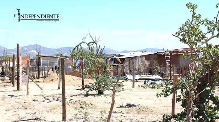 Alrededor de 300 familias se han detectado en la invasión Nueva Esperanza de SJC