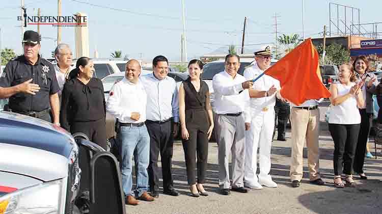 Trabajamos por un municipio seguro en estas fiestas decembrinas: Arturo De La Rosa
