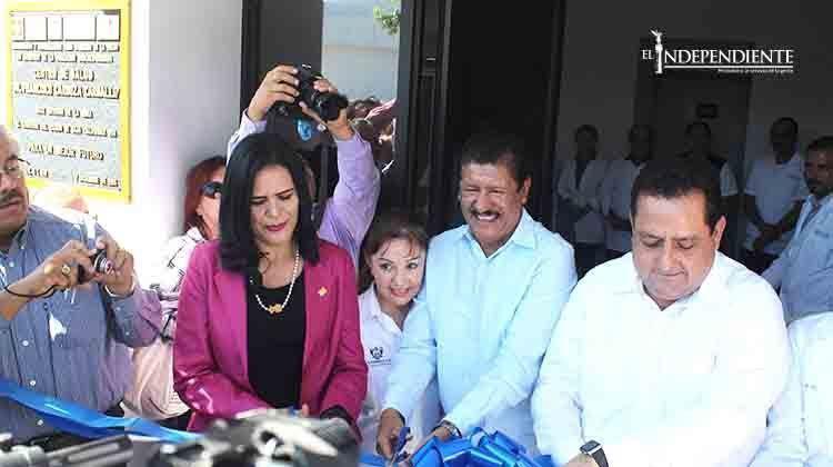 """Rehabilitan """"el viejo H. Salvatierra""""; ahora es el Centro de Salud Urbano de La Paz"""