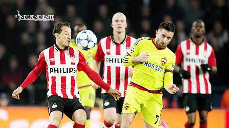 Sufrido pase del PSV a octavos; el 'ManU', eliminado