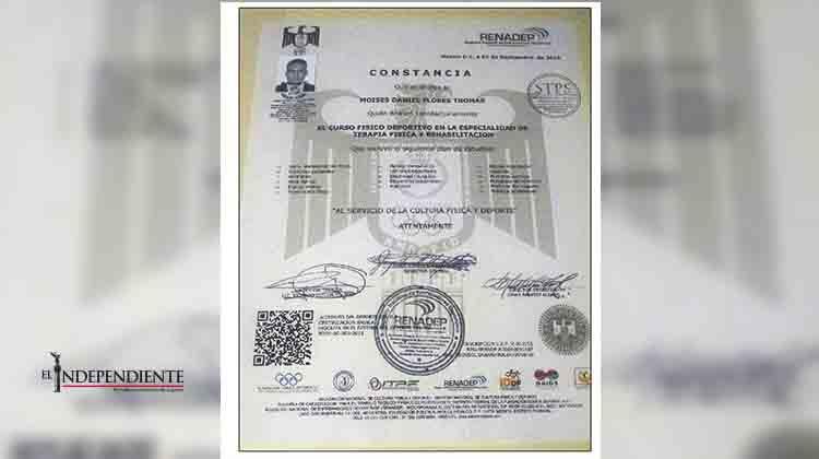 Exponen certificación en masoterapia fraudulenta en Los Cabos