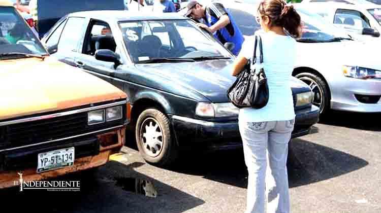 En lo que va del mes, SSPE ha recuperado 14 vehículos robados