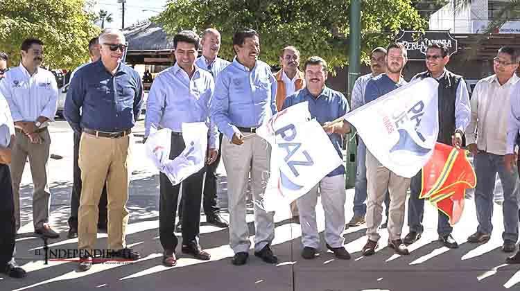 Empresarios de La Paz rehabilitarán parques de La Paz