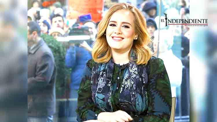 Nuevo álbum de Adele obtiene Disco de Platino en México