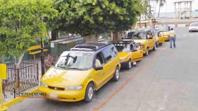 Llegan a un acuerdo la API y el gremio de taxistas; trabajaran juntos