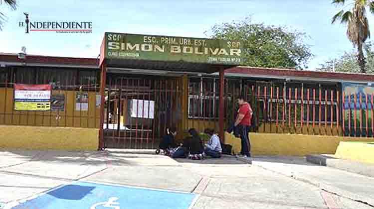 Destinó la SE más de medio MDP para reponer el cable robado en escuelas