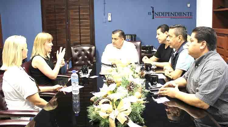 Destaca Vice-Cónsul de la Embajada Británica condiciones de seguridad en Los Cabos para sus visitantes