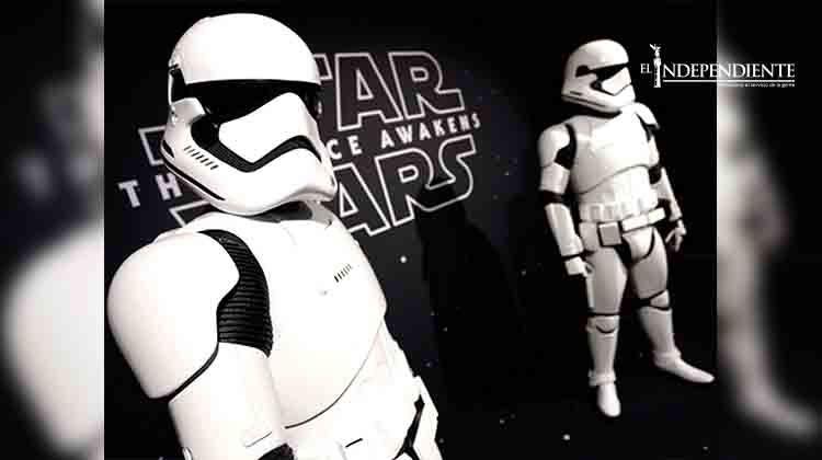 'Star Wars' va por el récord histórico de taquilla