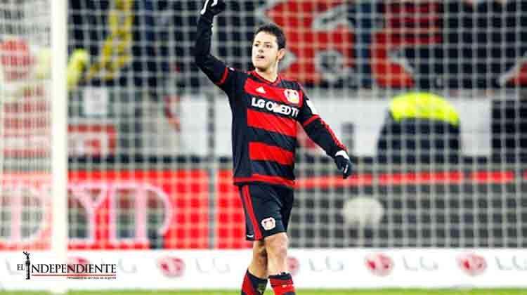 'Chicharito' gana votación y es el 'Ídolo de la Bundesliga'