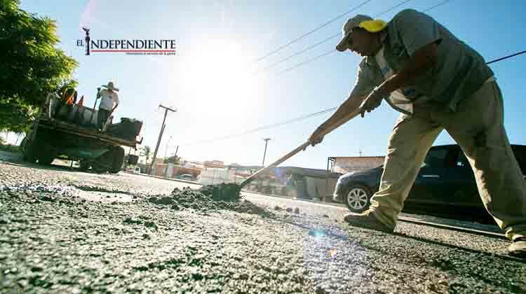Obras de pavimentación del 2015 en BCS superaron los mil millones de pesos