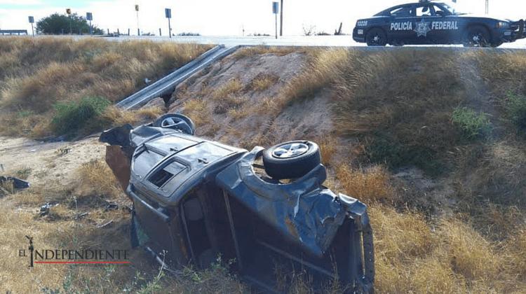 Casi 20 accidentes automovilísticos se registraron este fin de semana