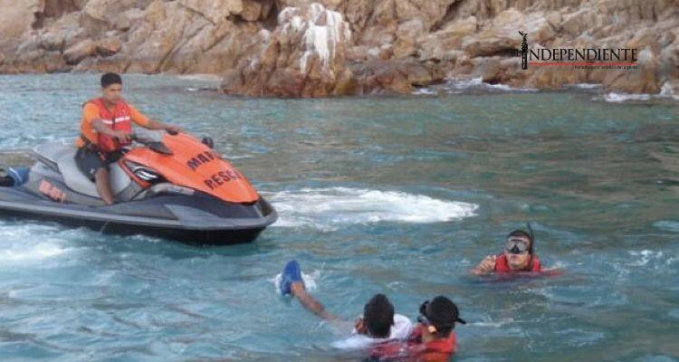 Son dos las embarcaciones hundidas en costas de Los Cabos