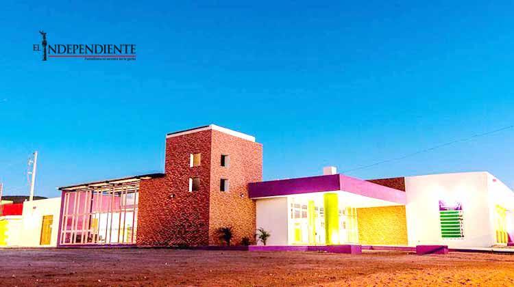 Ampliarán el Centro Municipal de las Artes de La Paz