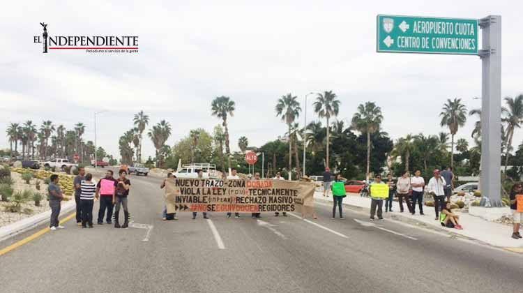 Integrantes del Frente Ciudadano Social denuncian agresiones en su contra por parte de autoridades