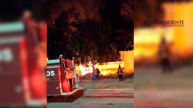 Más de 25 incendios atendieron bomberos este fin de semana