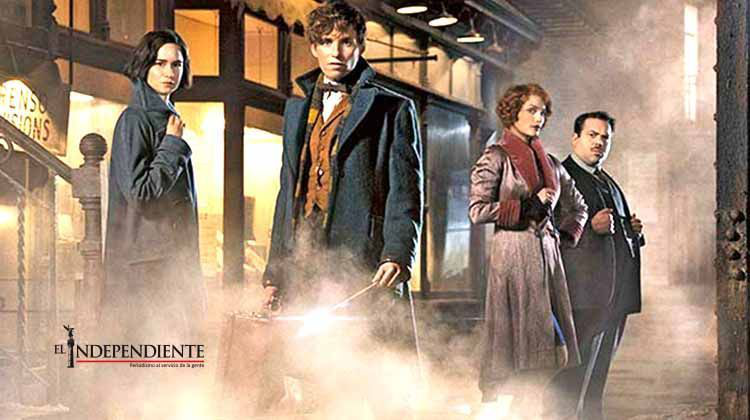 Película 'spin-off' de Harry Potter lanza su primer trailer