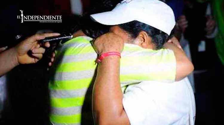 Hondureña encuentra a su hija desaparecida tras 14 años