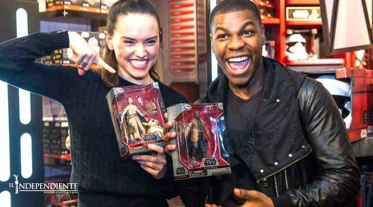 'Star Wars' superará los 5 mil mdd en mercancía vendida