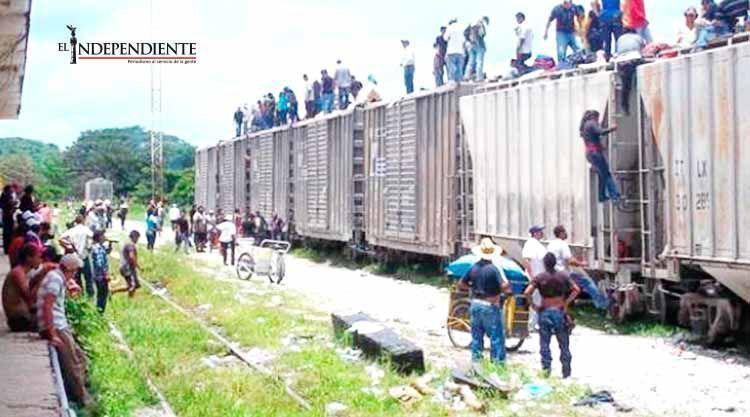 Autoridades de Chiapas reciben a caravana de madres migrantes