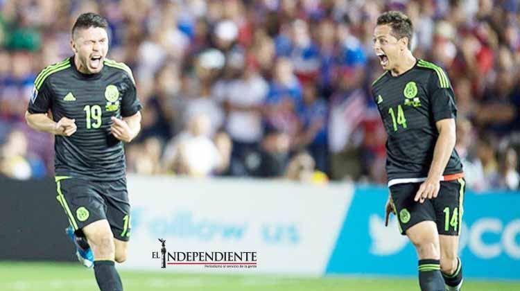 México será cabeza de serie en Copa América Centenario