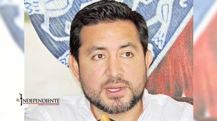 Las decisiones que el regidor Flores toma no representan al priismo: Mauro Domínguez