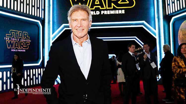 Revelan el sueldo de Harrison Ford en la nueva 'Star Wars