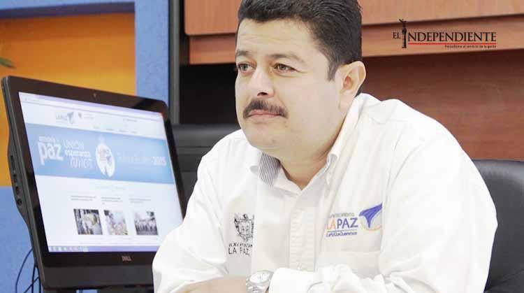 Regresó al Ayuntamiento de La Paz el orden administrativo: Oficial Mayor