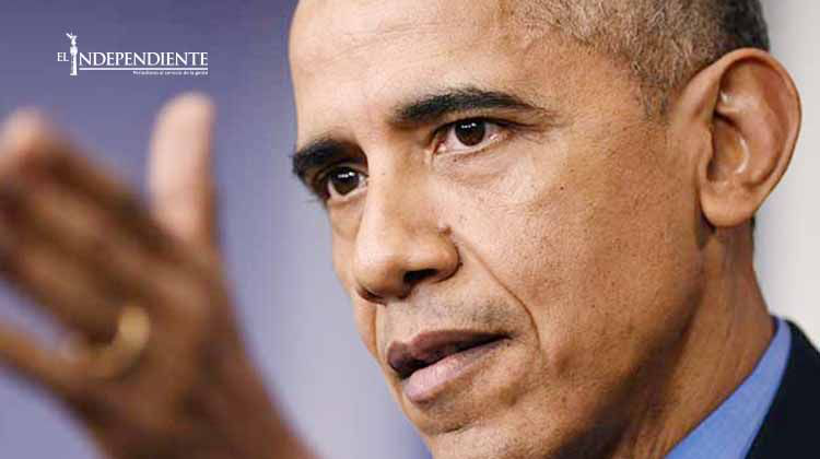 Acusa Obama a Trump de explotar temores de estadunidenses