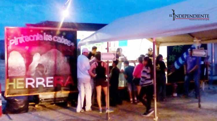 Sólo 8 establecimientos en Los Cabos tienen permiso para venta de Pirotecnia: Protección Civil