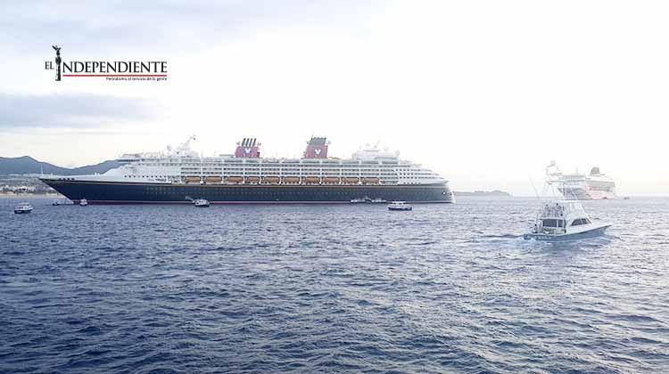 Cierra el puerto de CSL el 2015 con 186 arribos de cruceros
