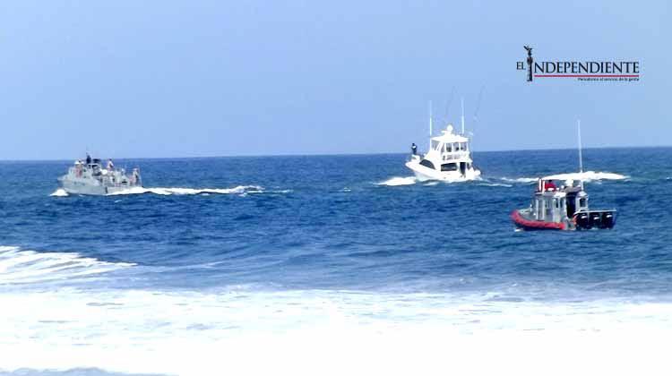 Sigue la búsqueda de embarcación desaparecida en costas de Los Cabos