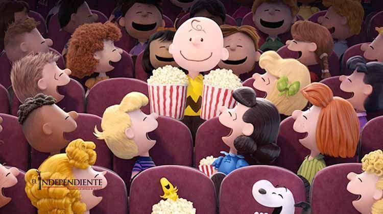 'The Peanuts Movie' va por las nuevas generaciones