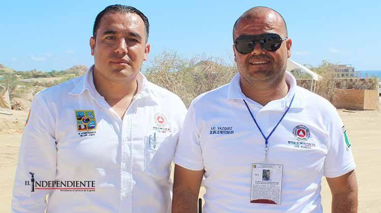 Reitera Protección Civil Municipal estar alerta por falsos inspectores en Los Cabos