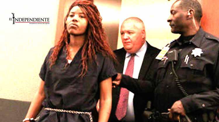Ante el juez, mujer que arrolló a peatones en Las Vegas