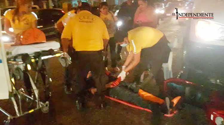 Se desatan los accidentes automovilísticos en La Paz