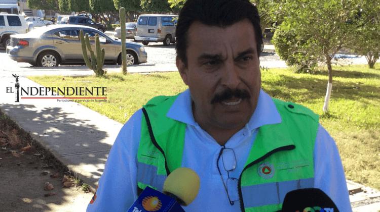 """""""Incalculables"""" las pérdidas por incendio en Santa Rosalía: Subsecretaría de Protección Civil"""