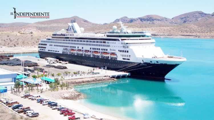 Este invierno reportan un 80% de ocupación de turismo náutico en La Paz