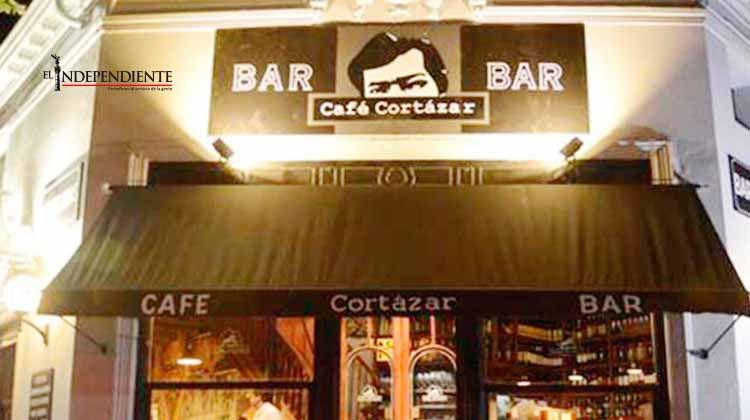 Abren bar-café en el barrio de Palermo en honor a Cortázar