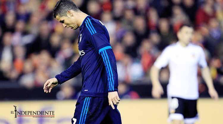 Real Madrid dejar ir la victoria y empata en Valencia