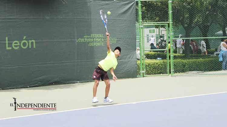 Invitan a Participar en el Torneo de Afiliación de Tenis 2016