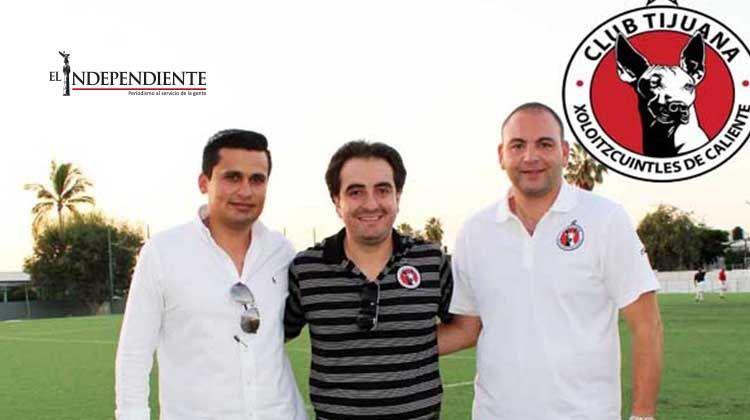 Club Xolos de Tijuana formaliza la intención de establecer equipo profesional en BCS