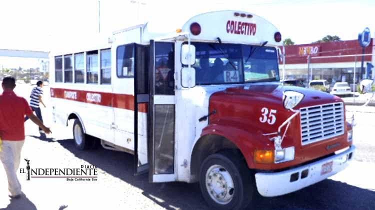 Unión de Transportistas Cabeños en pláticas con ayuntamiento para operar nueva ruta 21