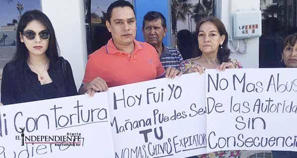 Acusado injustamente de un asesinato, Daniel Sánchez busca se le repare el daño