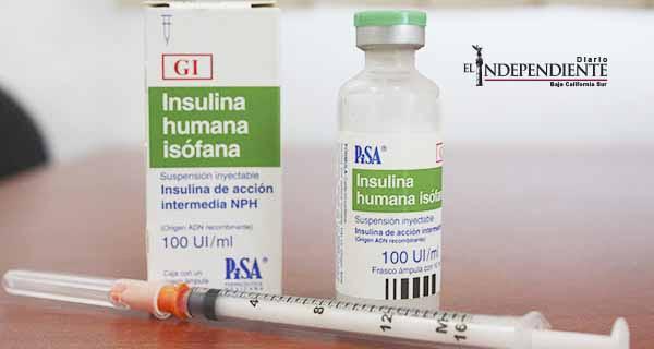 Niega ISSSTE desabasto de insulina, pero reconoce retrasos en la entrega