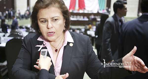 Mantiene Esthela Ponce baja productividad legislativa por ausentismo